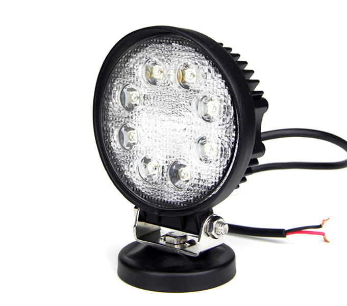 4 Inch 24W Round Led Work Light