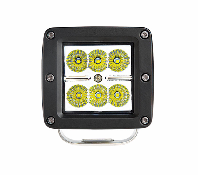 Square 18W Led Work Light